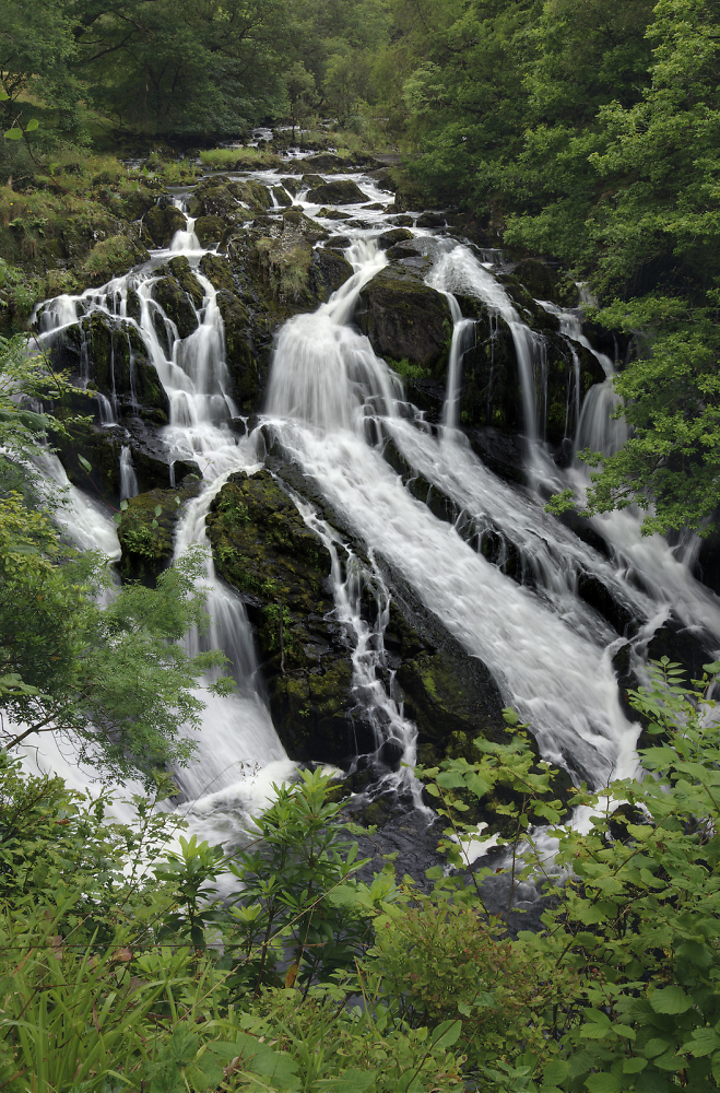 Swallow Falls - Snowdonia