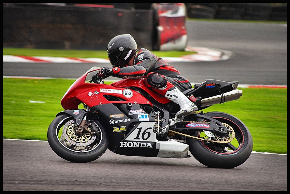 a day at oulton park