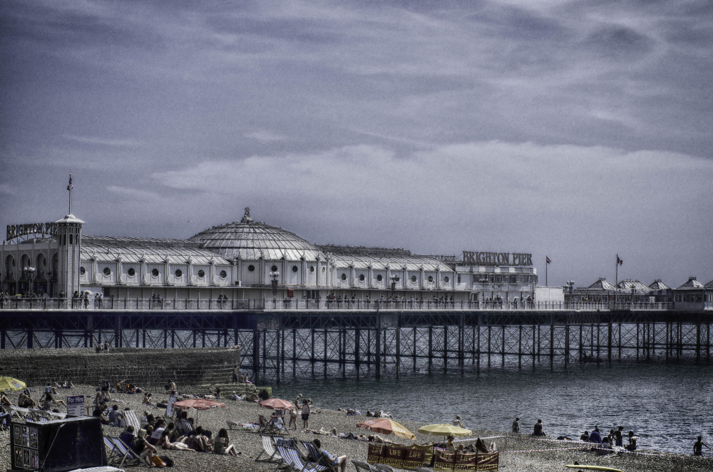 Postcard from Brighton 1