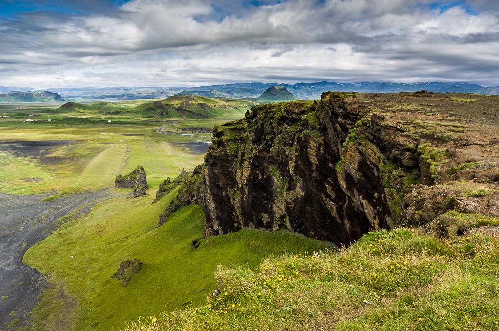 Icelandic Crag