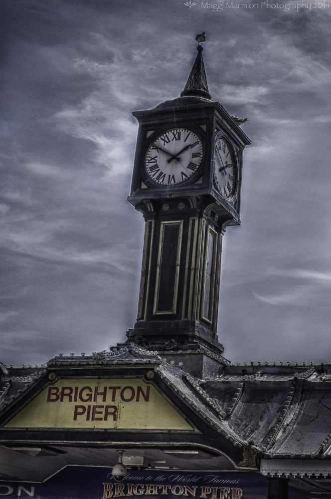 Postcard from Brighton 4