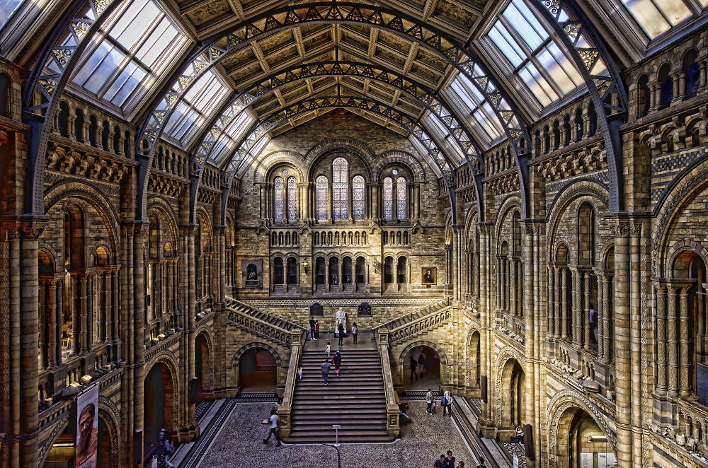 Tha Natural History Museum, London