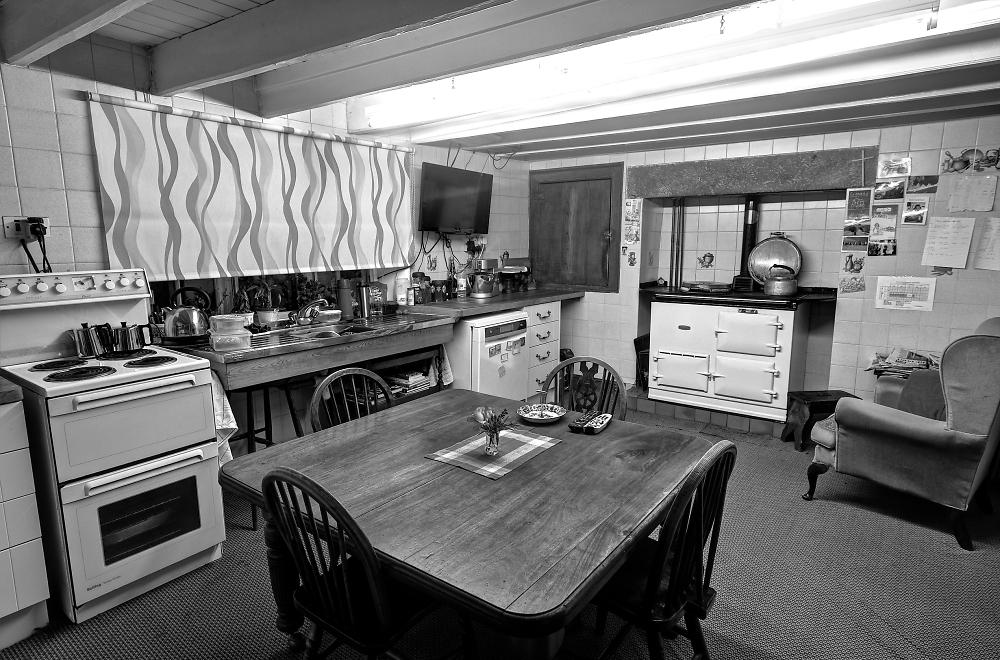 The Farmhouse Kitchen