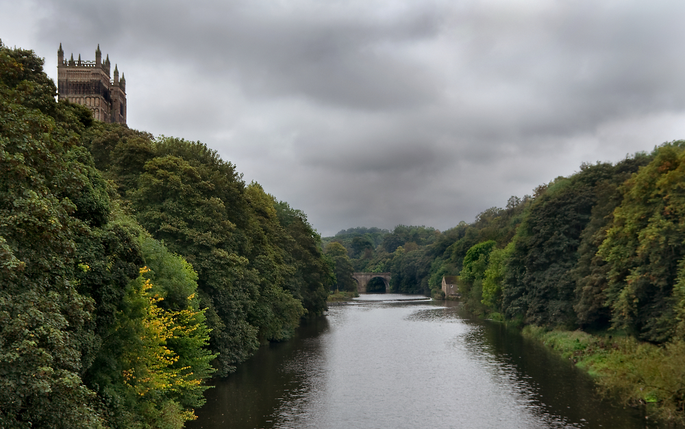 The River Wear at Durham City
