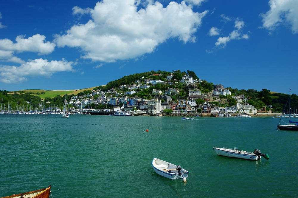 View from Dartmouth