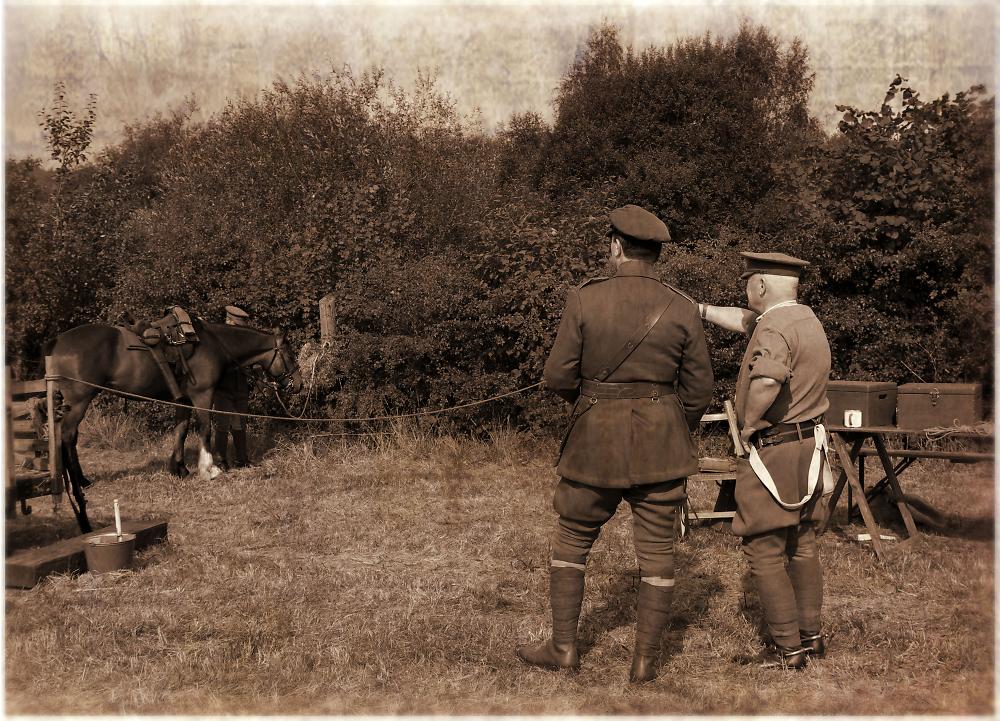 Cavalry Men