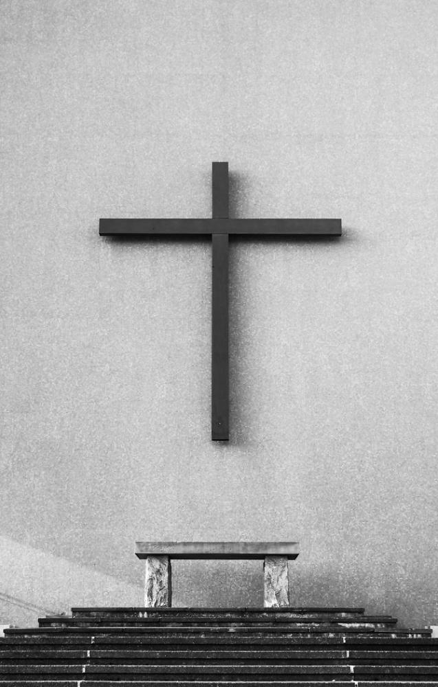 Alfresco Altar