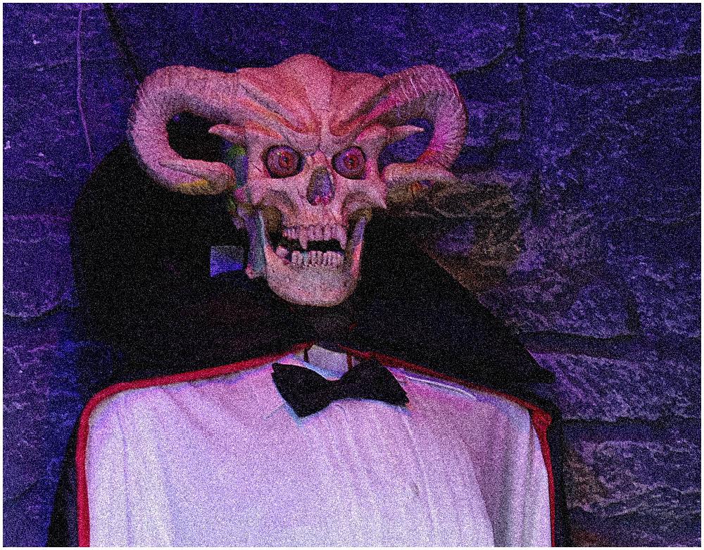 The Horned Devil