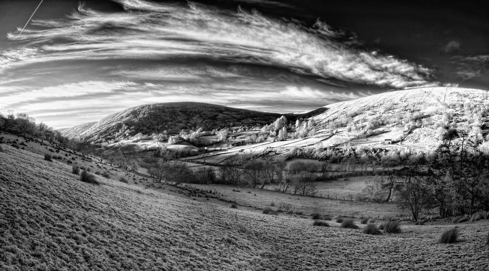 Glendun Panorama