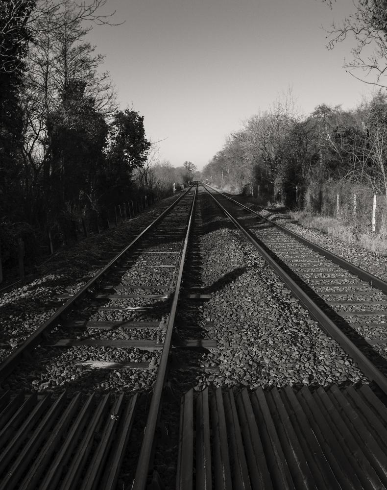 No Trains Today!