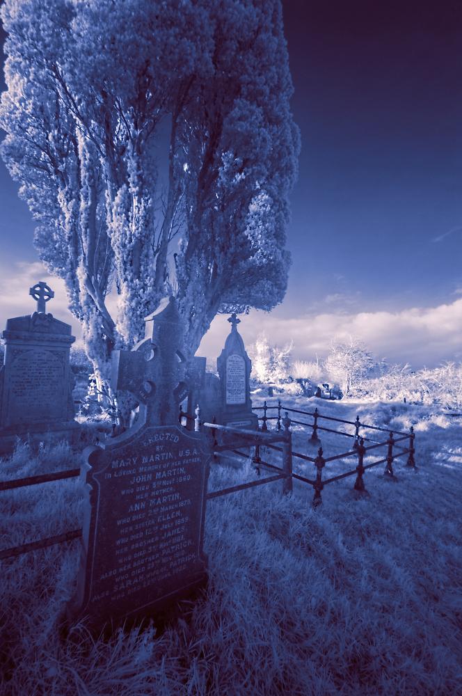 Old Graveyard IR