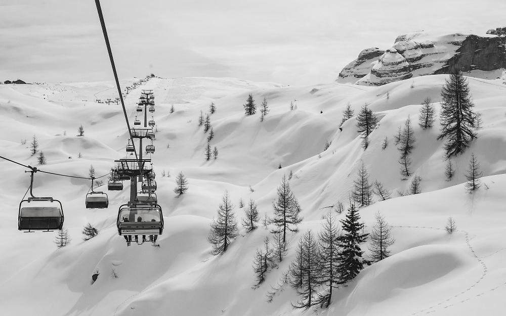 Ski Lift Wonderland