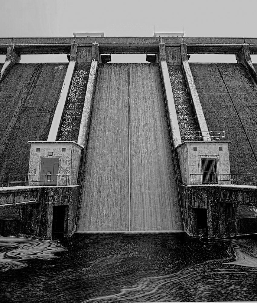 Altnahinch Dam