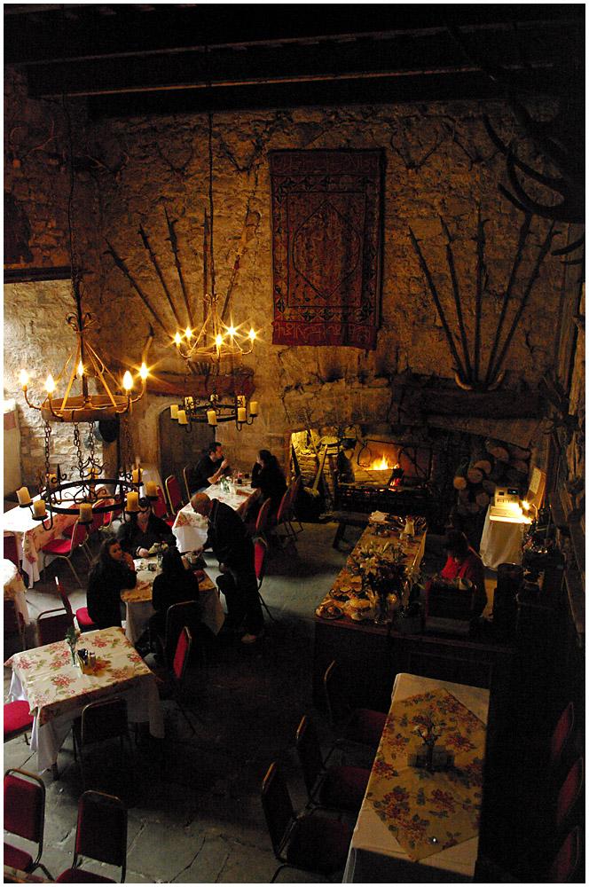 Chillingham Castle Cafe