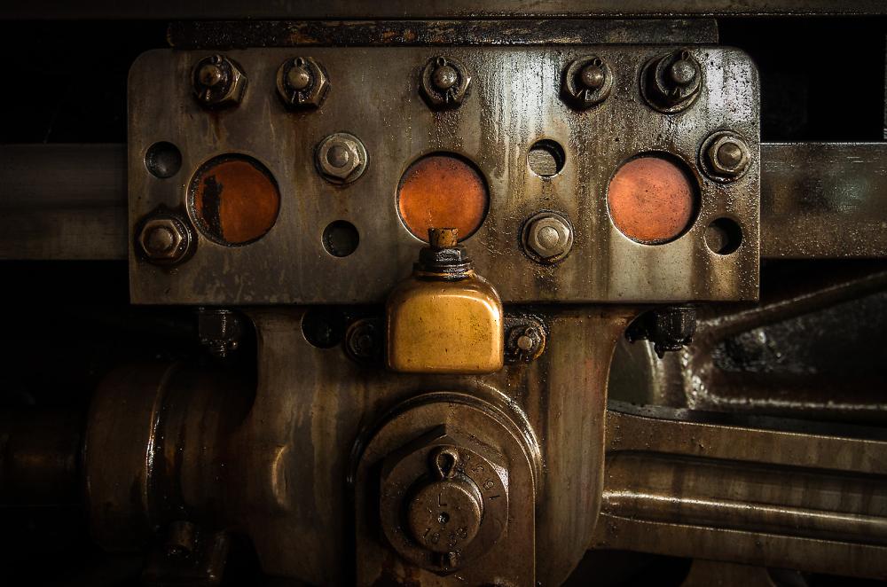 Heavy Engineering Detail