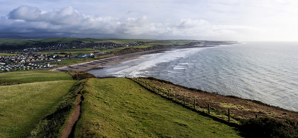 St Bees view
