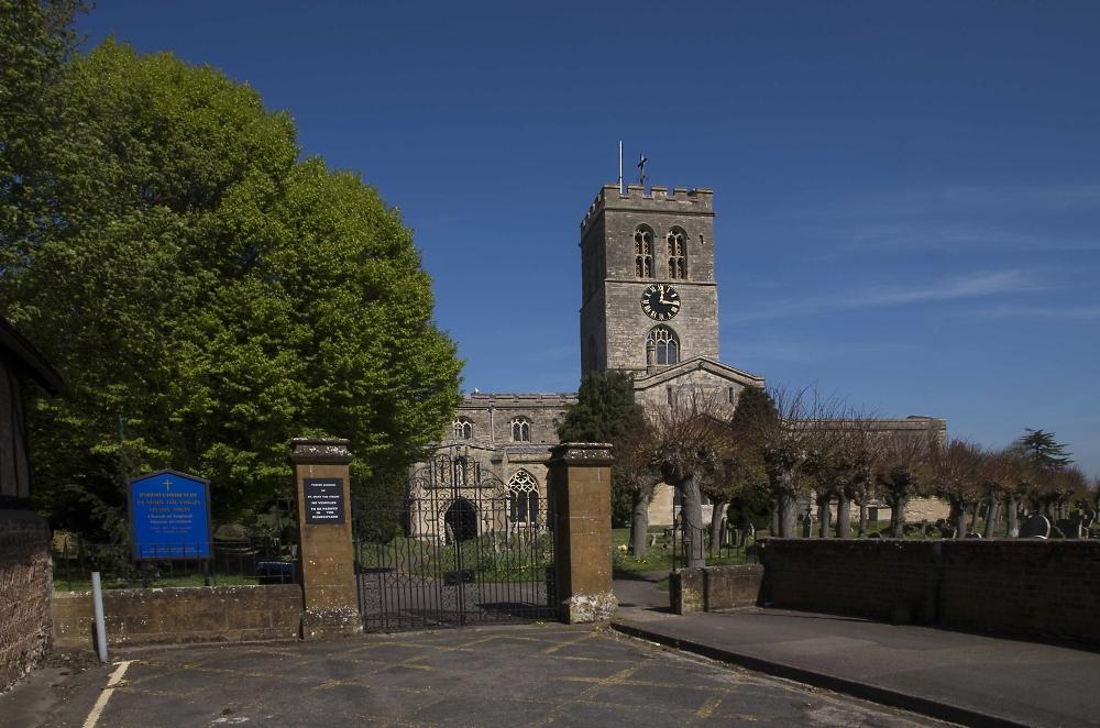 Thame Church, Oxfordshire