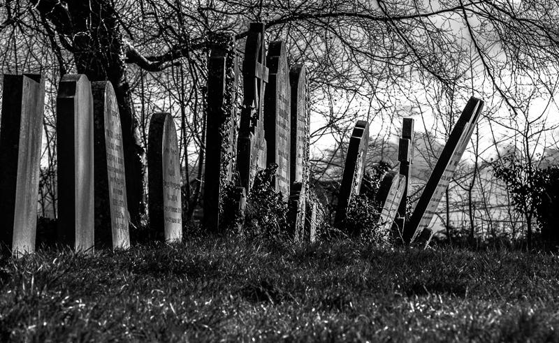 Grave Affair