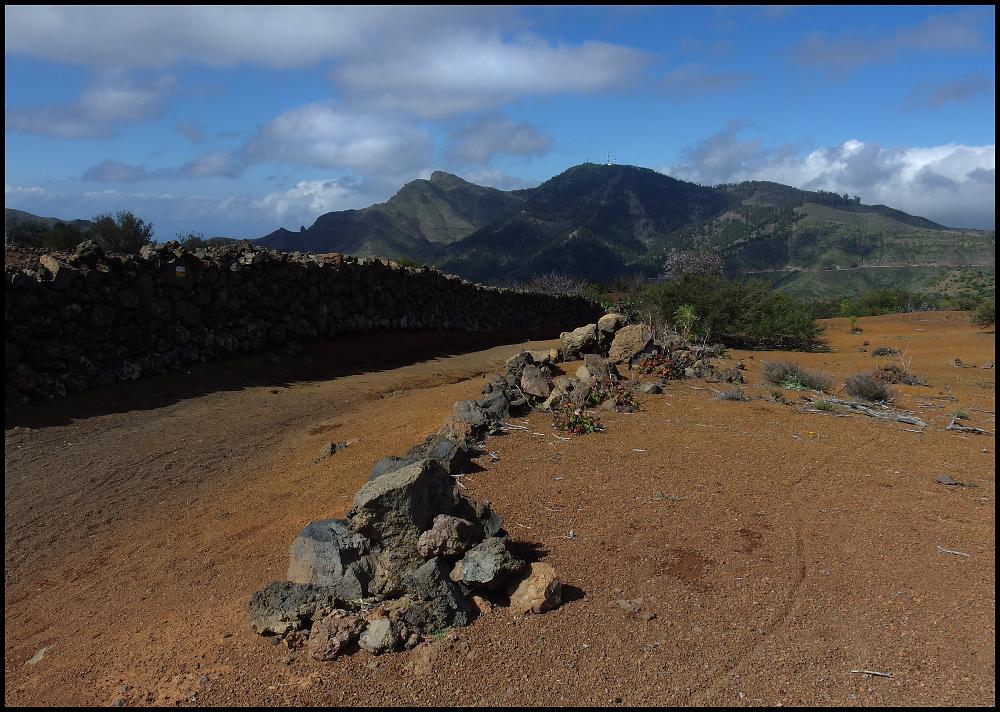 The Teno Hills