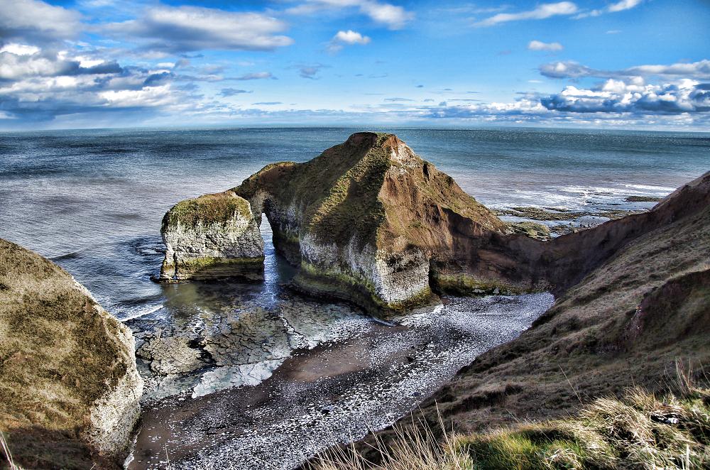 View from Flamborough Head