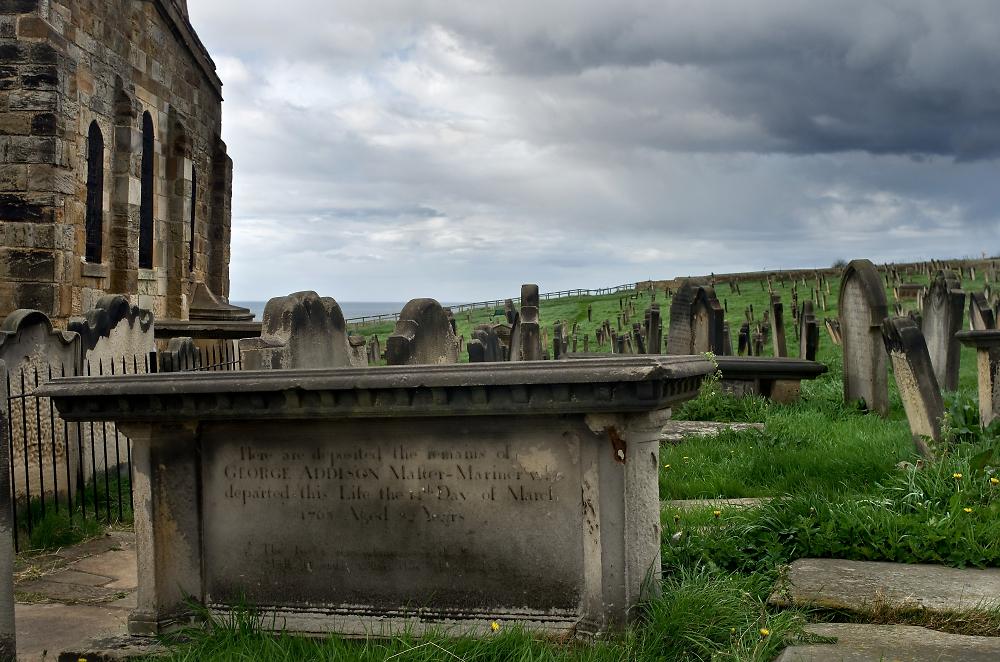 Graveyard Landscape