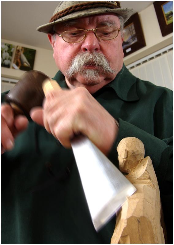 Norman the Sculptor