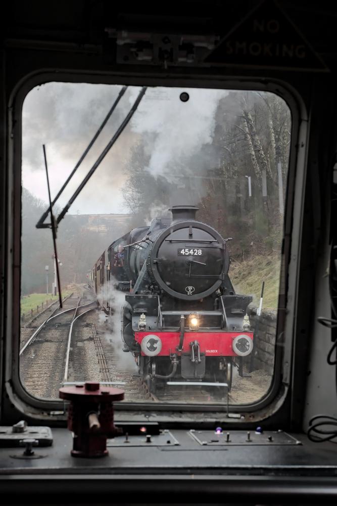Steam from Diesel