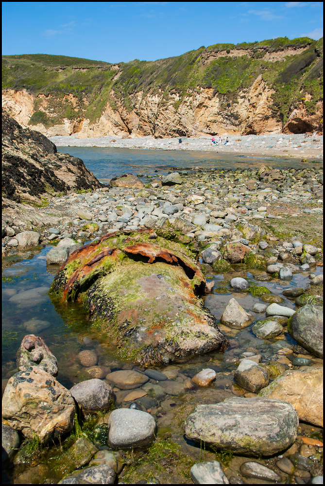 Church Cove, Anglesey