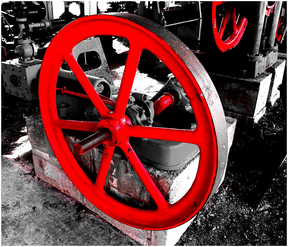 Wheels of Red