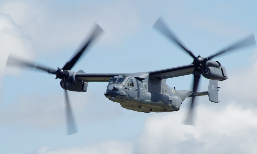 CV-22B Osprey of the United States Air Force