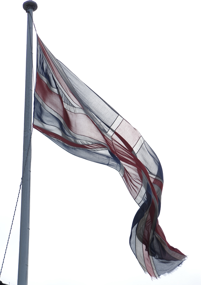 Imperial War Museum flag