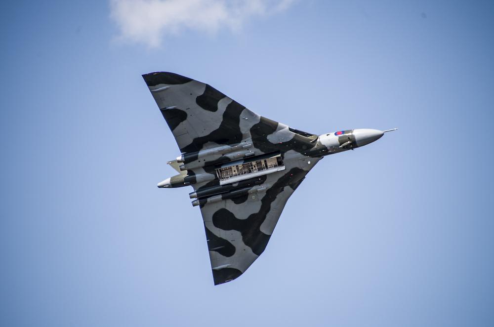 'Vulcan to the Sky'