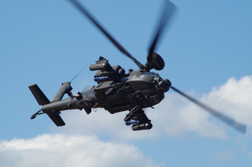 British Army Longbow Apache