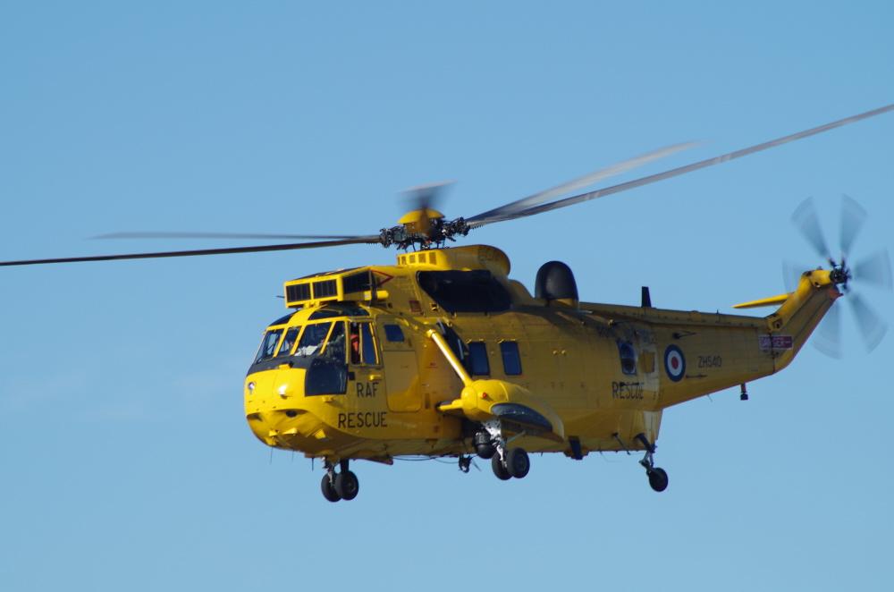 RAF Seaking HAR3