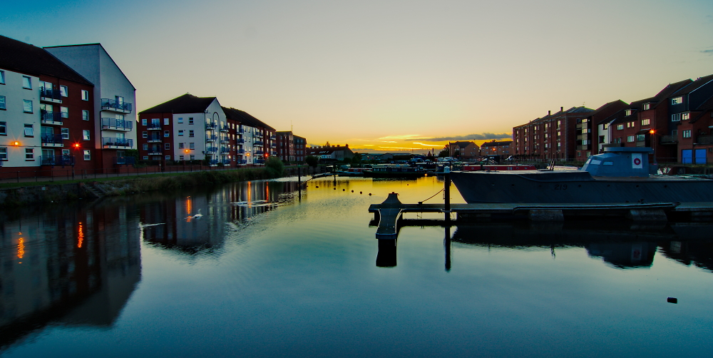 Bridgwater docks