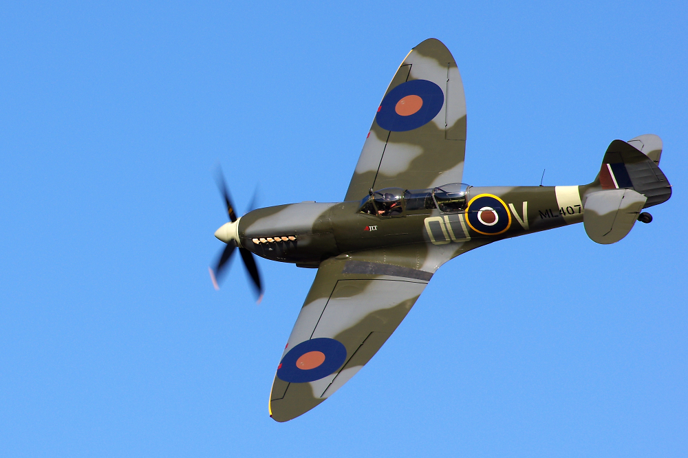 Carolyn Grace Spitfire ML407