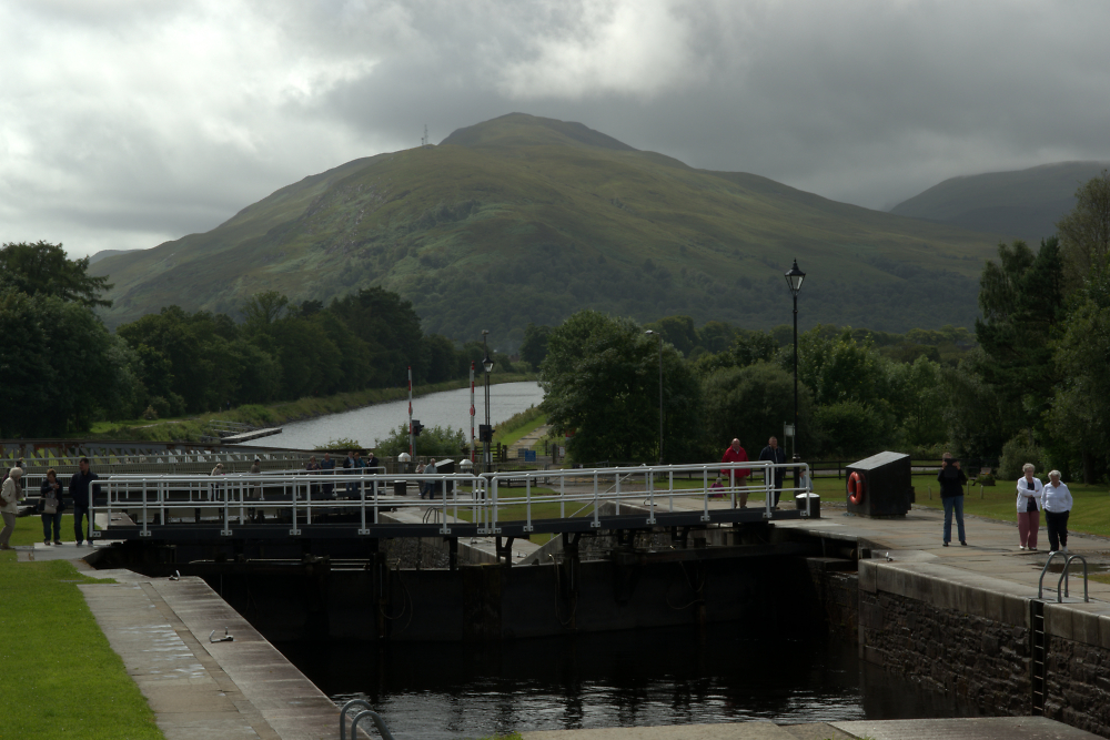 Mountains and Locks