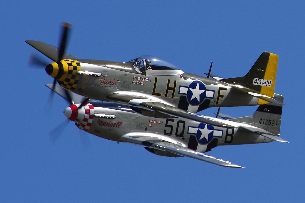 P 51 Mustang