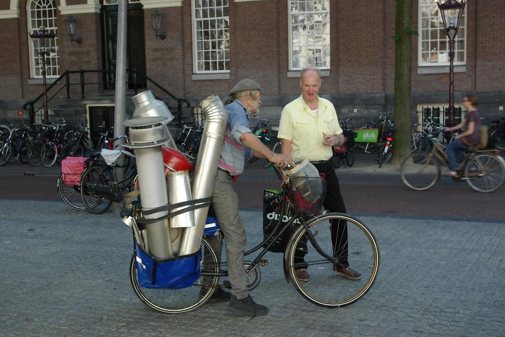 Pipe Bike