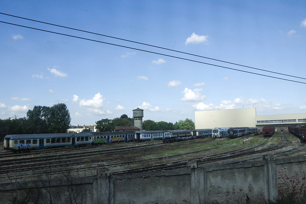 Train Spotters' Heaven