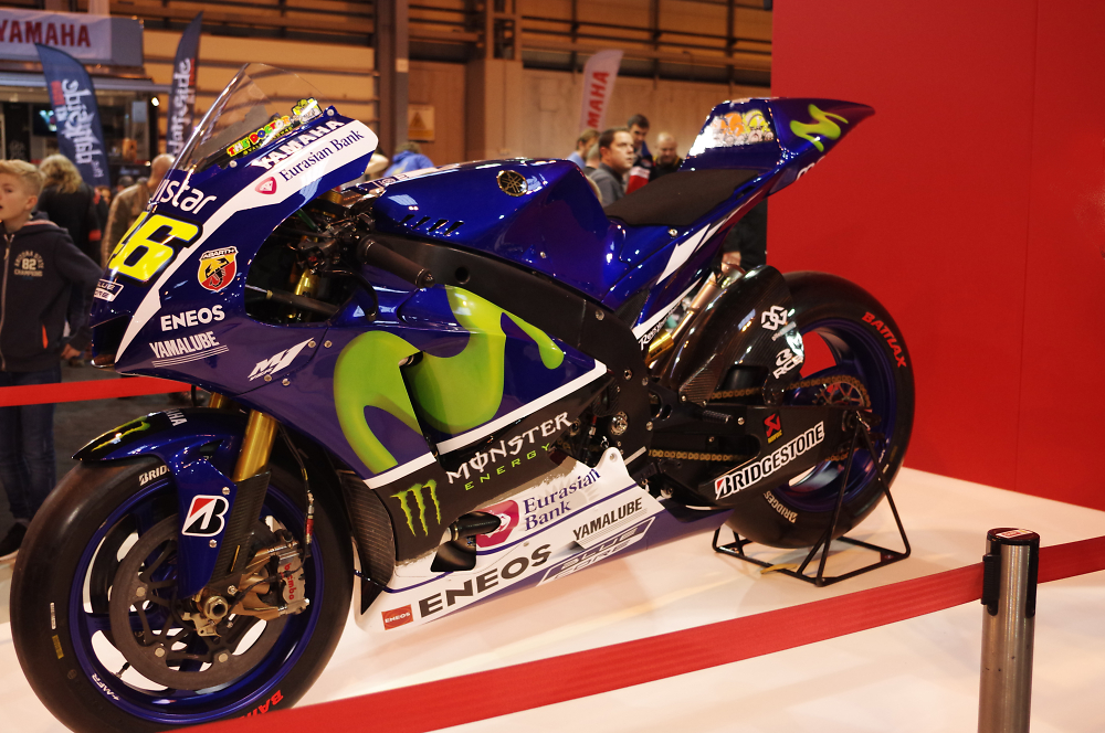 Motorcycle show Nec