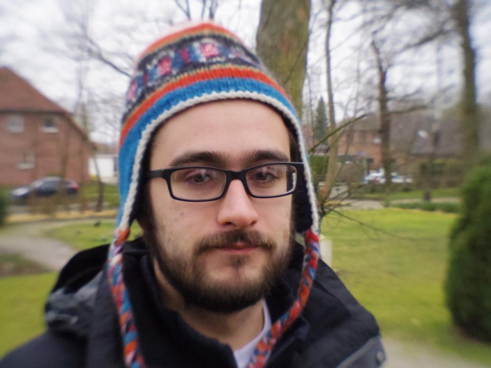 Hugh taken on 07 pin lens