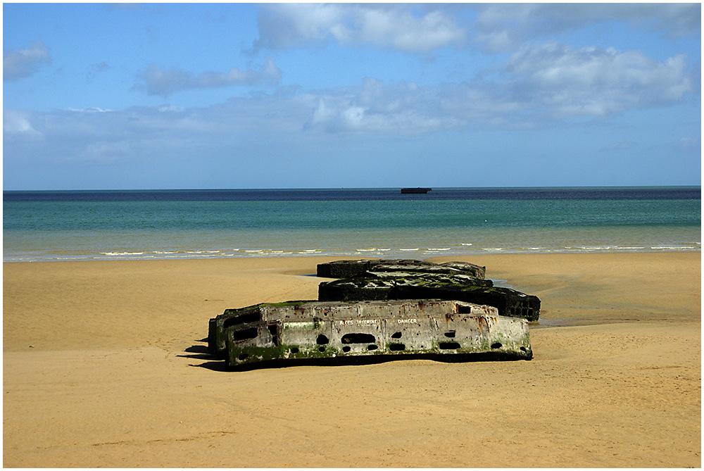 Normandy Beach