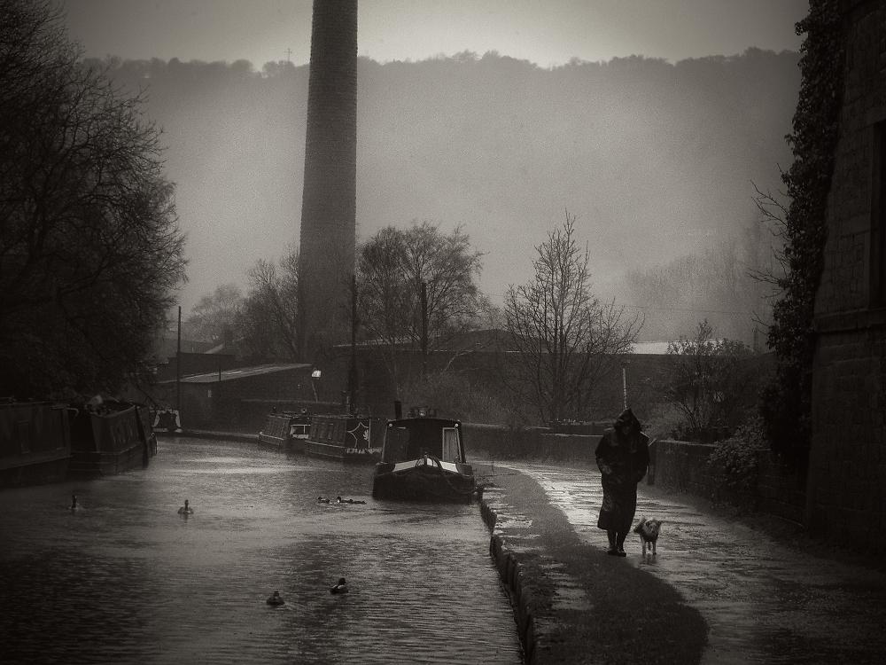 Rainy Milltown