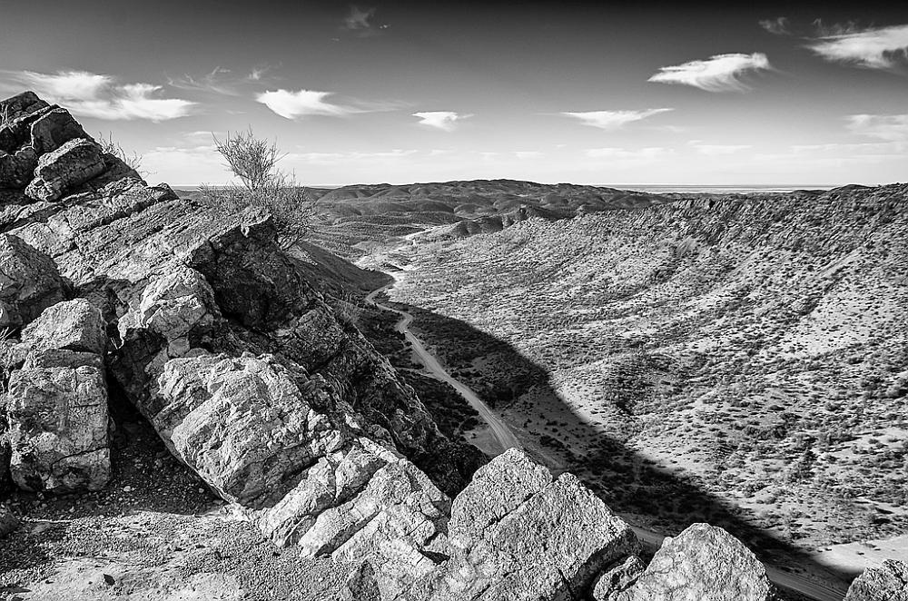 Griselda Pass, Flinders Ranges