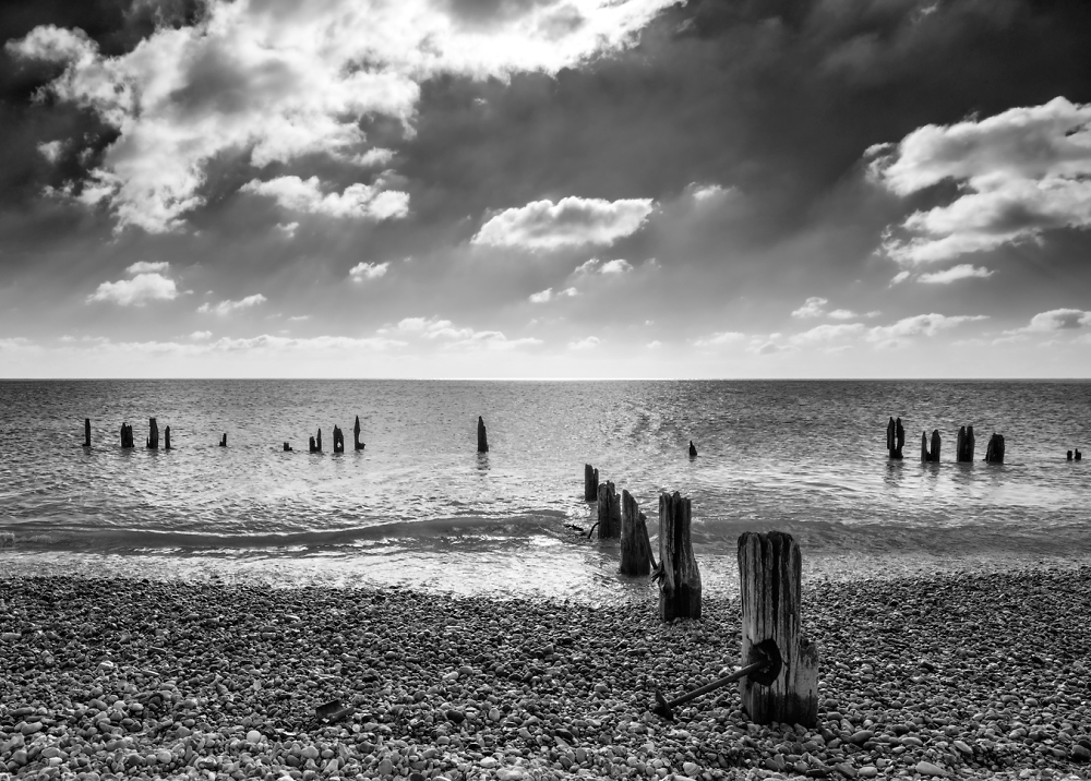 Groynes to a T