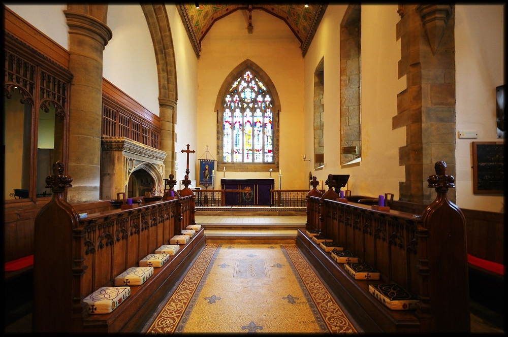 ST Peters Church Sunderland