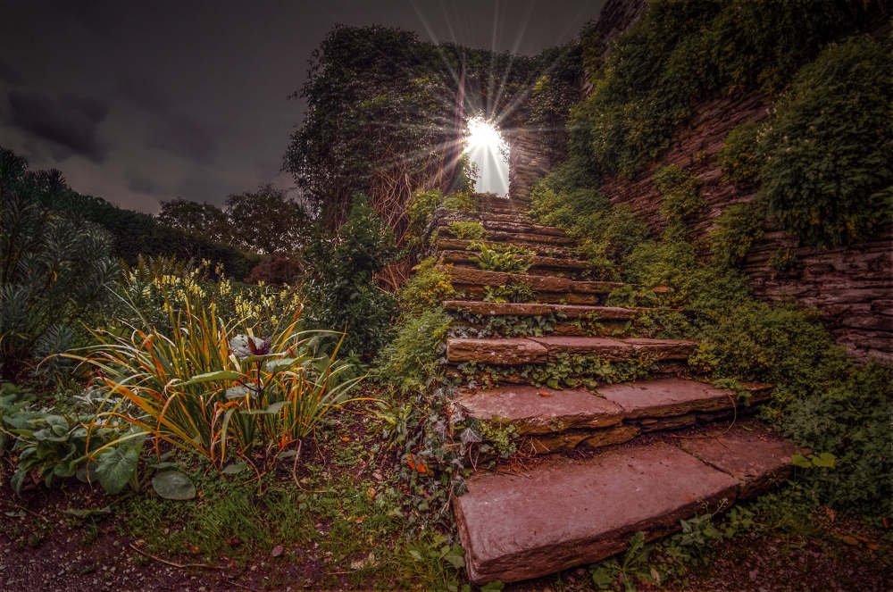 Stairway to ?
