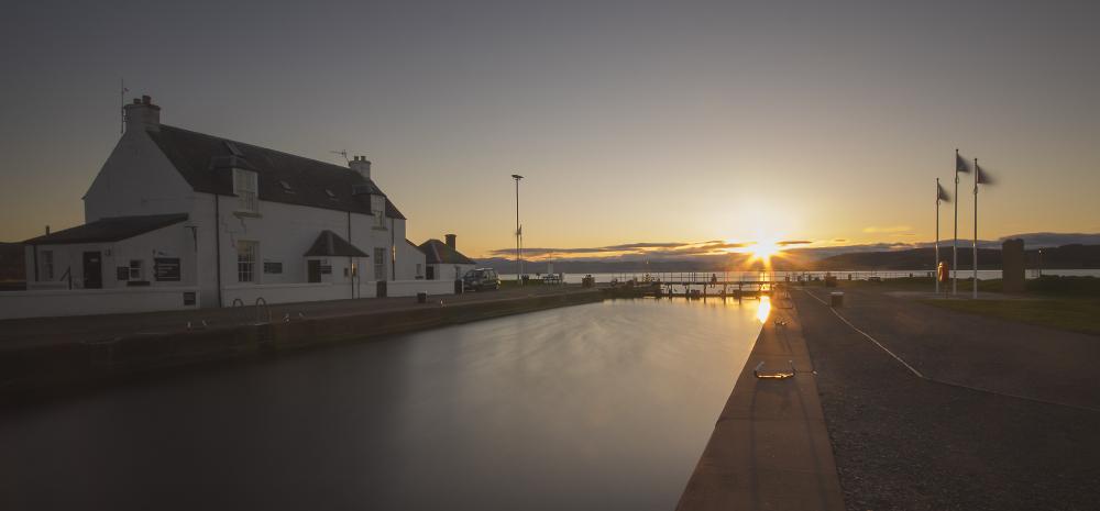 Clachnaharry Sunset