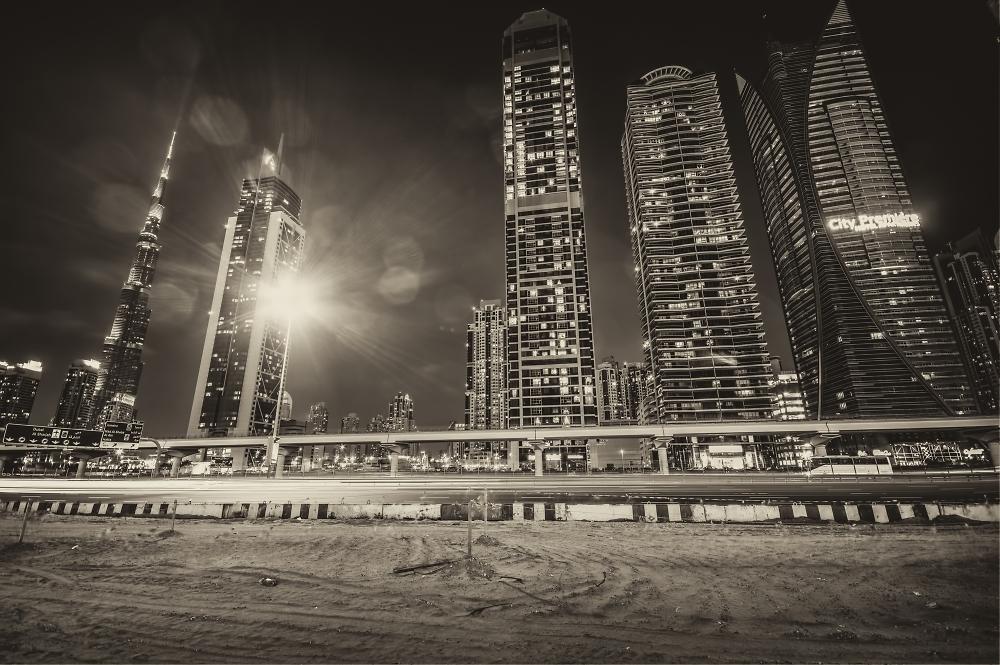Dubai Downtown - CC Wanted
